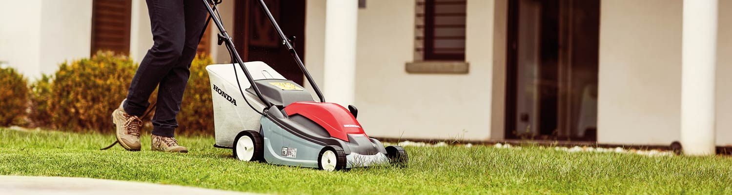 Electric-Mowers