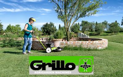Grillo-Homepage