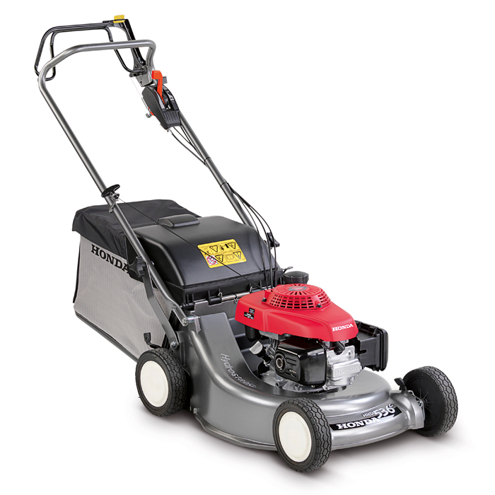 Honda HRD 536 TX Four Wheeled Mower