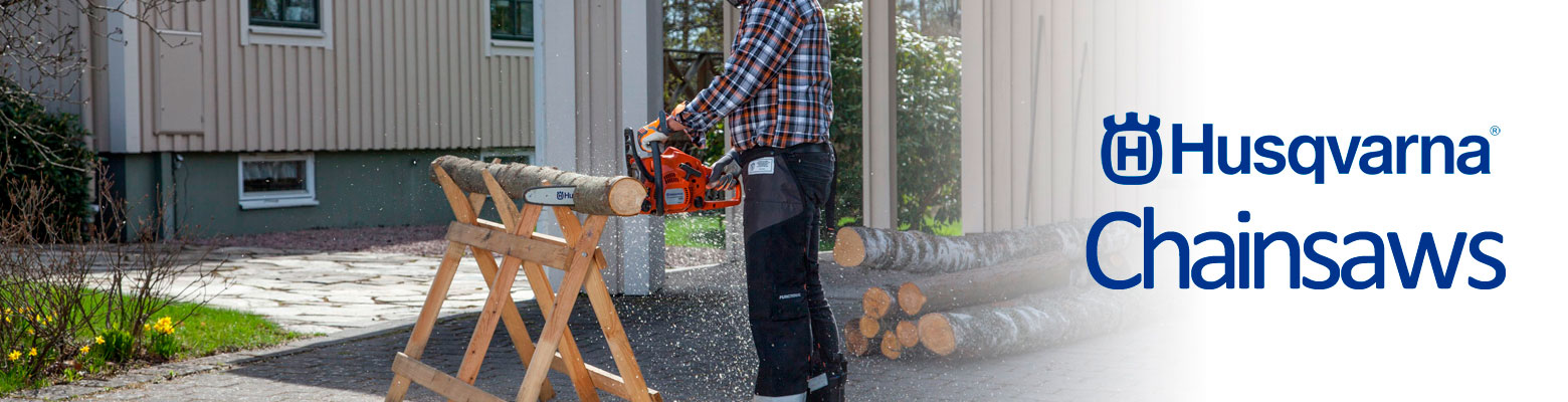 Husky-Chainsaws-Large