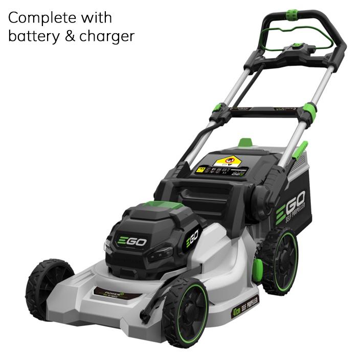 EGO LM1903ESP Battery Self Propelled Lawn Mower