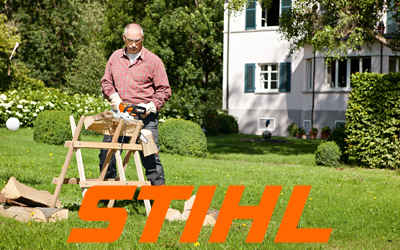 Stihl Home Page