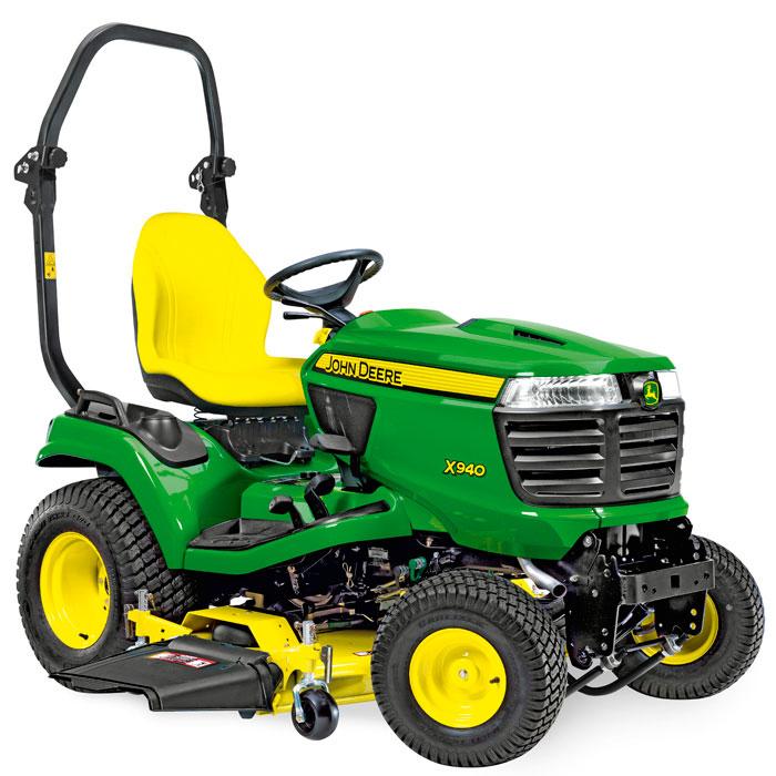 John Deere 60 Parts : John deere diesel lawn tractor with quot deck
